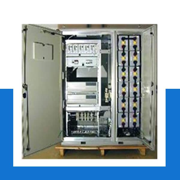 Início do desenvolvimento dos Retificadores para armários de Telecom.