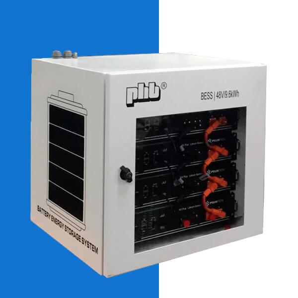 Desenvolvimento de BMS (Battery Management System) e empacotamento de baterias de lítio-íon. Parceria PHB Solar +CPqD+BNDES (Funtec).